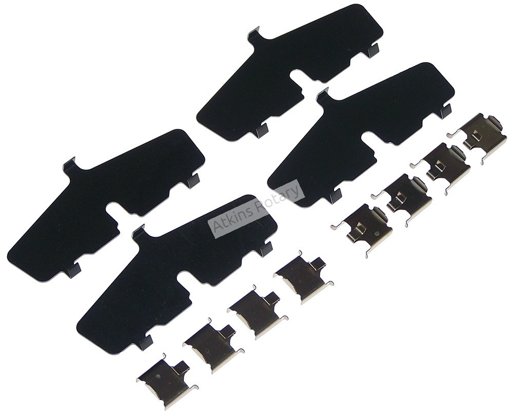 93-95 Rx7 Rear Brake Pad Hardware Kit (FDY1-26-49Z)