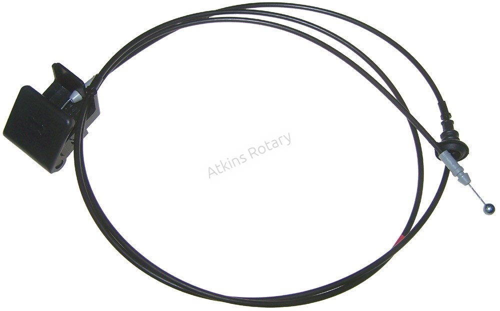 04-08 Rx8 Manual Hood Release Cable (FE05-56-720D)