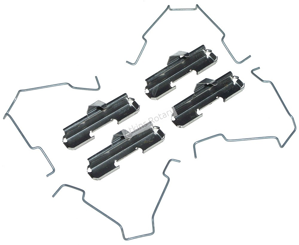 93-97 Mx6 Rear Brake Pad Hardware Kit (GAYE-26-49ZA-MV)