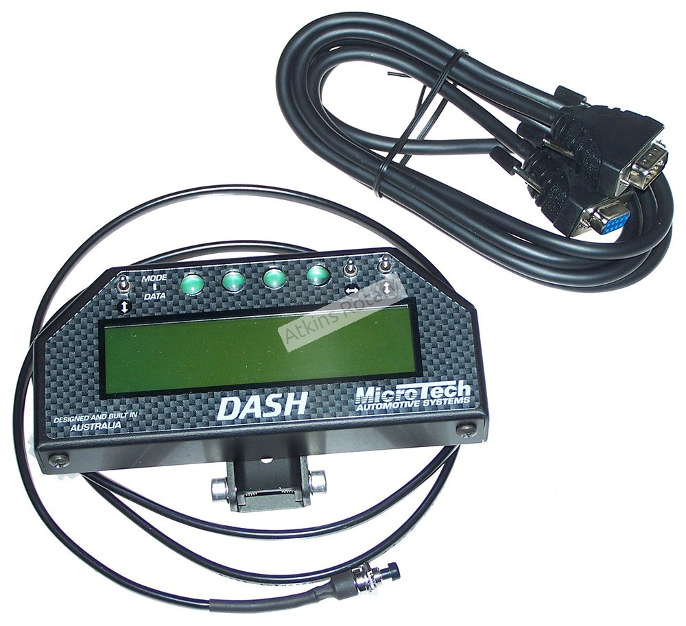 Microtech LT Series Dash Display (MT-Dash)