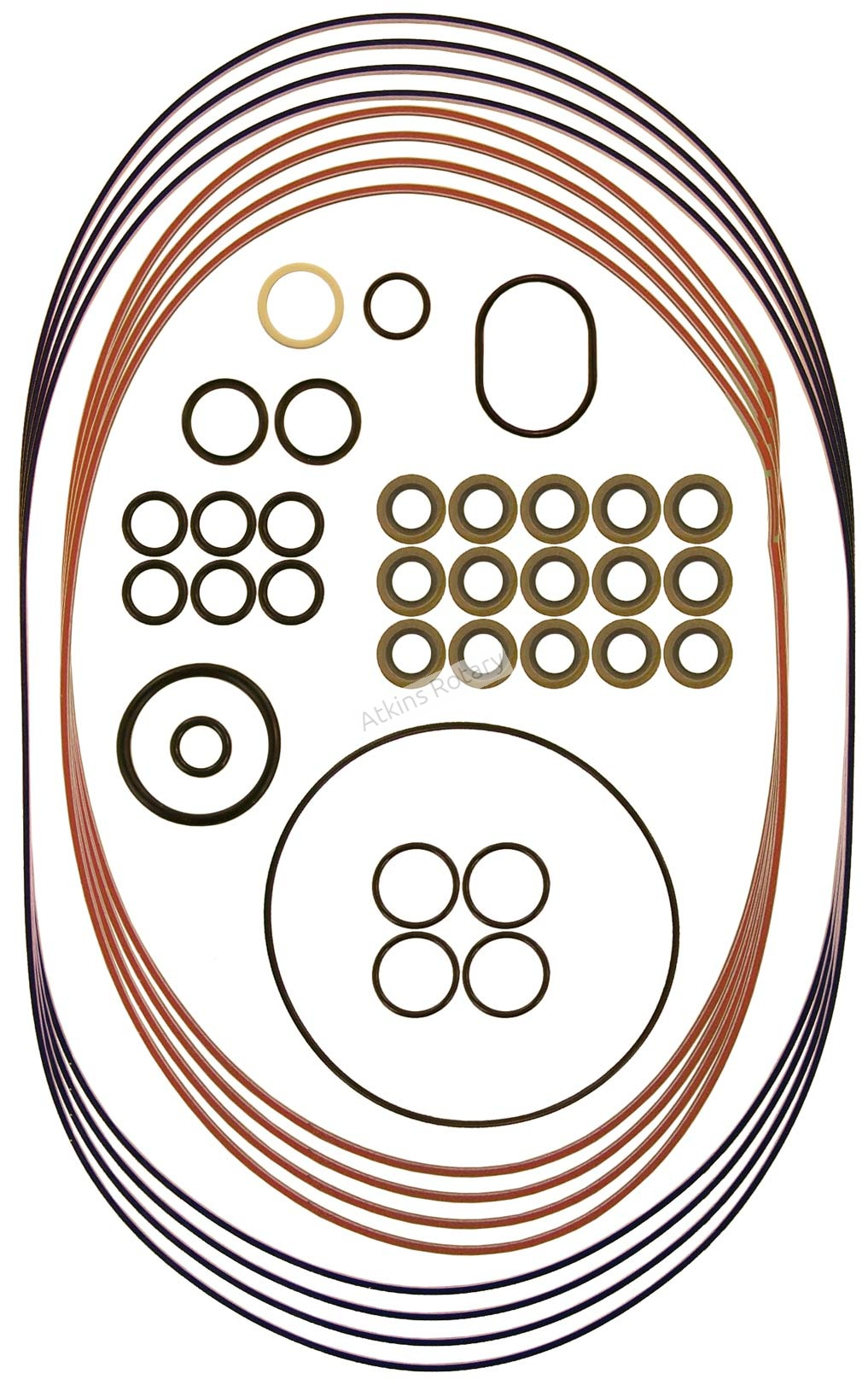89-91 N/A Rx7 O-Ring Kit (N350-10-S60)