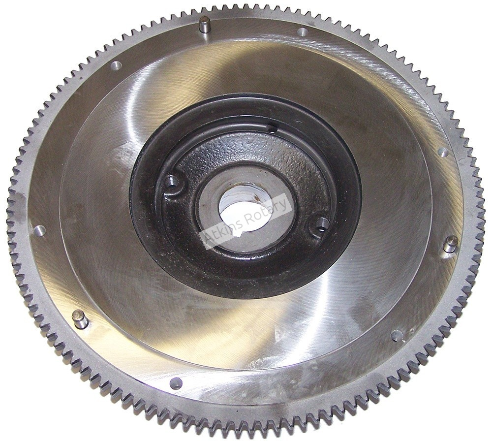89-91 Turbo Rx7 Resurfaced Flywheel (N370-11-500-RS)