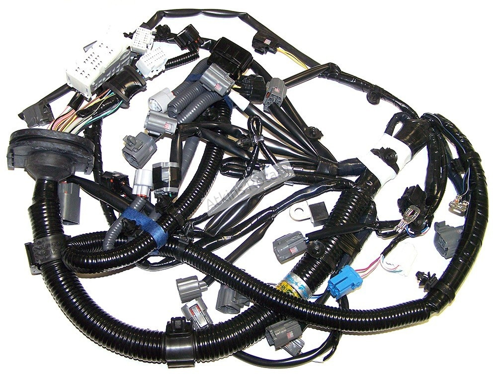 87-88 Turbo Rx7 Engine Wiring Harness (N332-18-051K) on