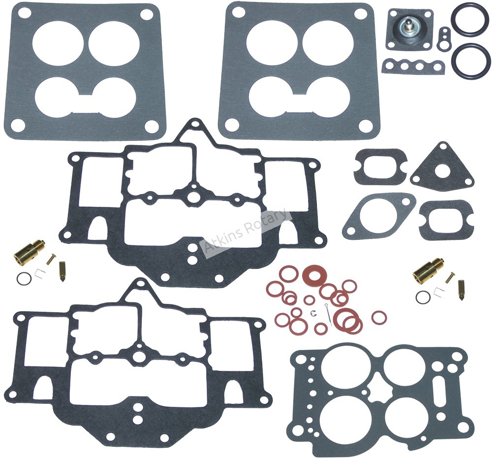 79-85 Rx7 Carburetor Rebuild Kit (NI-4K)
