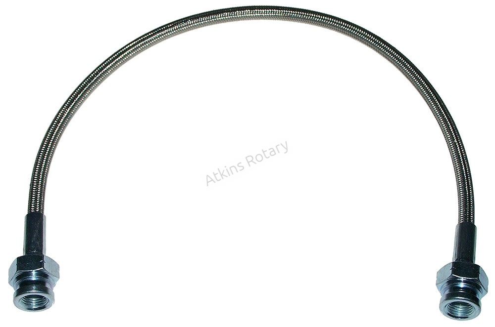 93-95 Rx7 Steel Braided Clutch Flex Hose (12639)