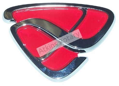 93-02 Rx7 Rear Red Efini Emblem (F100-51-741B-10)