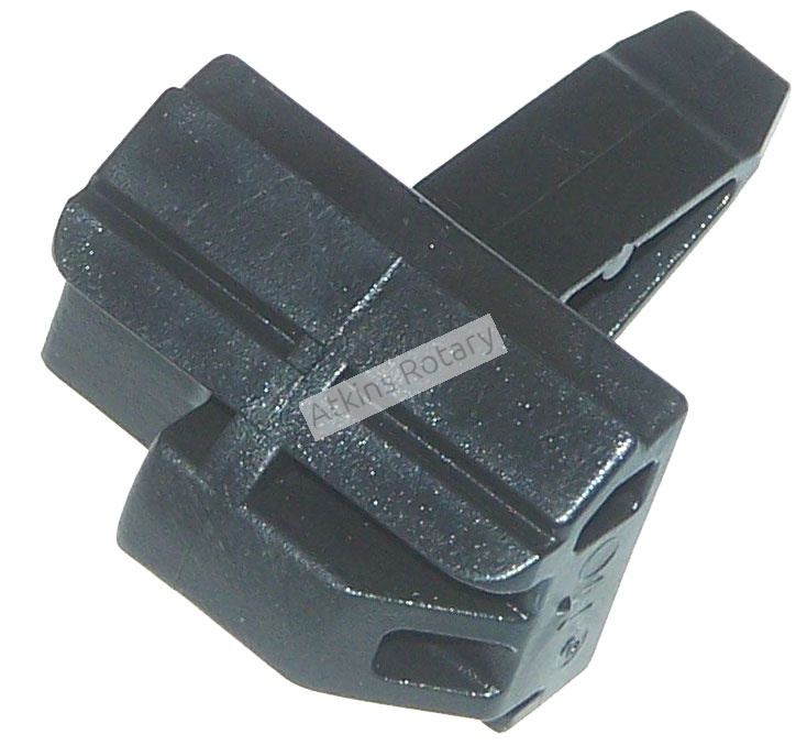 93-95 Rx7 Outer Door Window Trim Rear Clip (FD01-50-646B) - NLA