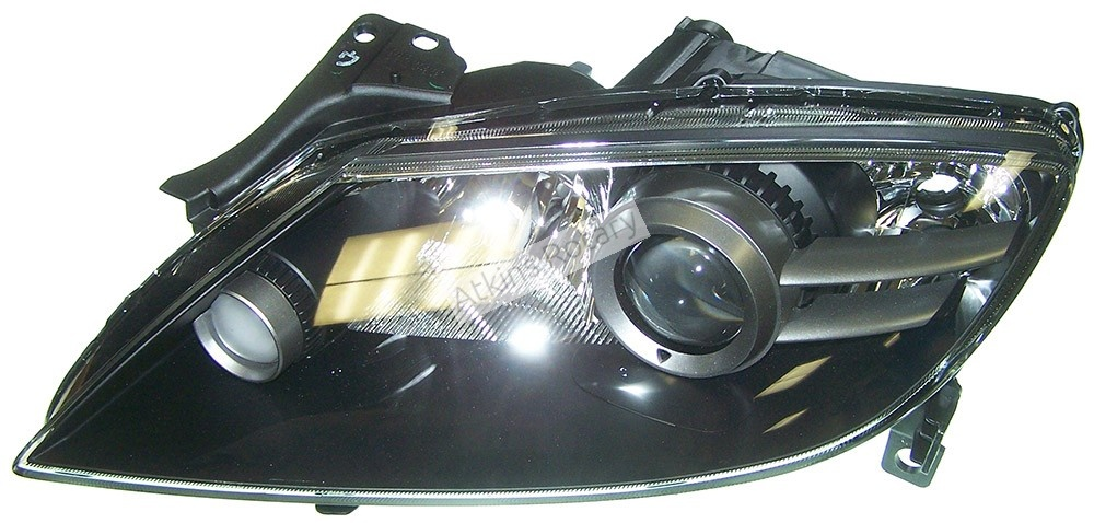 04-08 Rx8 Left Headlight Assembly (FE01-51-0L0H)