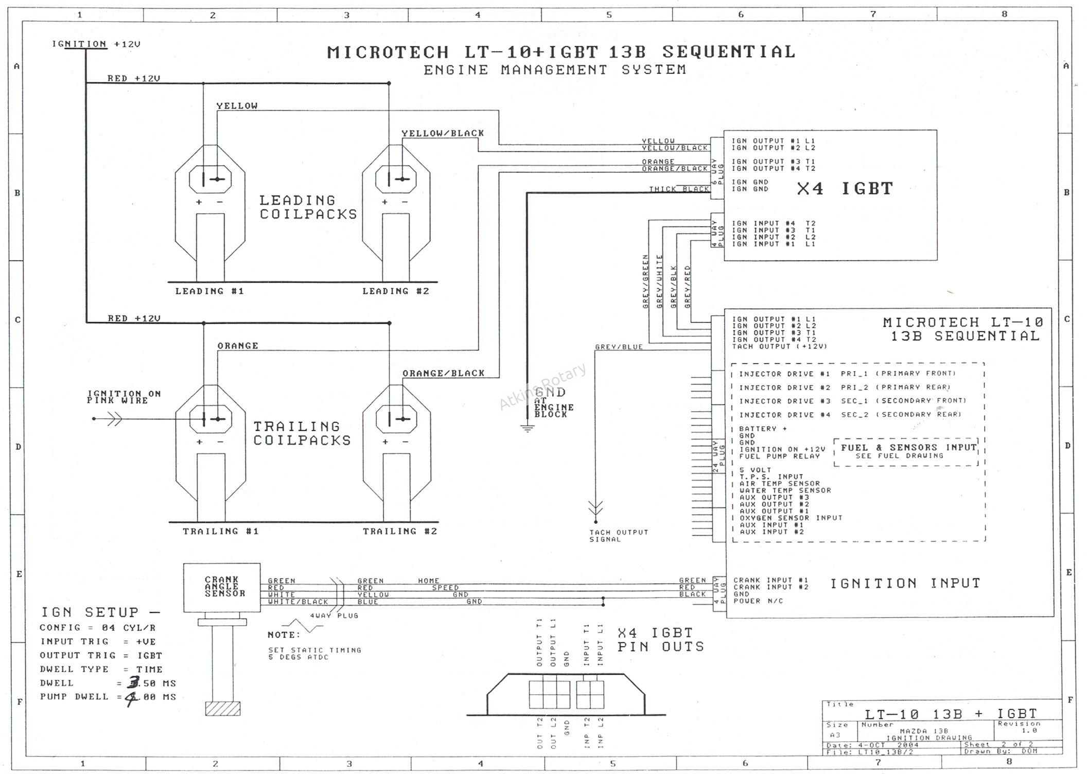 Further Mazda B2200 Wiring Diagram Together With Firing Order 91 Mazda