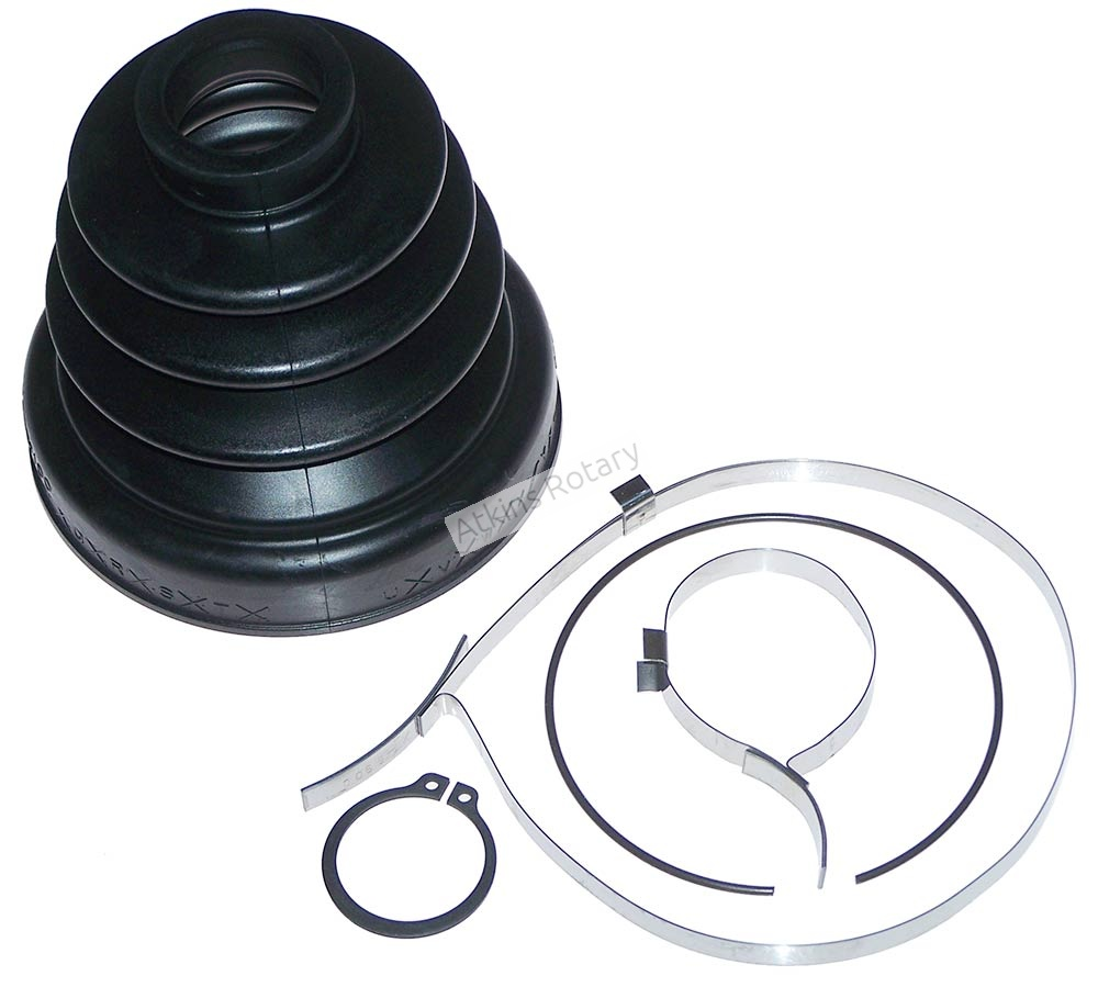 87-92 Rx7 Turbo Rear Inner CV Joint Boot Kit (M040-22-540A)