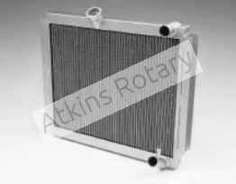 79-82 12A Rx7 Competition Aluminum Radiator (0000-01-7502) - NLA