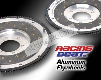 87-95 Turbo Rx7 & Rx8 Racing Beat Lightweight Aluminum Flywheel (11435)