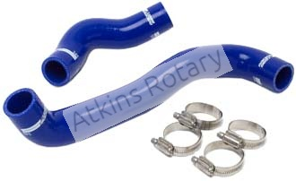 89-92 Rx7 Racing Beat Silicone Radiator Hose Kit (11484)