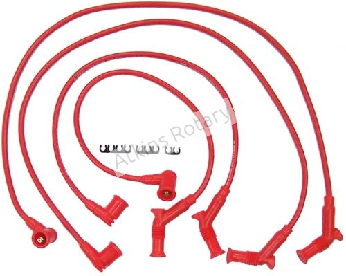 86-91 N/A Rx7 Racing Beat Spark Plug Wires - Race (11514)