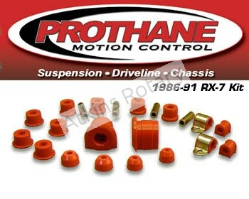 86-92 Rx7 Prothane Suspension Bushing Kit (14210)