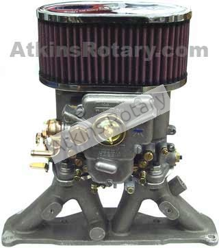 84-91 13B N/A Rx7 Side Draft - 48 DCOE Carb Kit (ARE702K48)