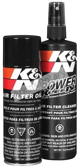 K&N Air Filter Cleaner & Filter Oil Kit (99-5000)