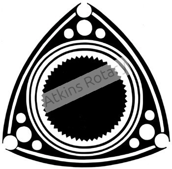 Rotor Sticker (ARE8103)