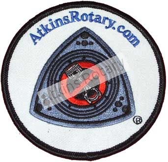 Atkins Rotary Patch (ARE8441)