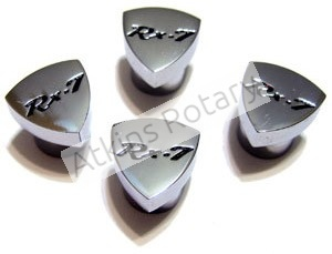 Rx7 FB Logo Tire Valve Stem Caps (ARE8401)