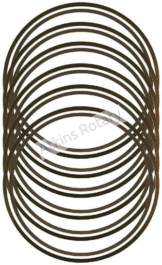 20B Metal Oil Control Rings (ARE77.5)