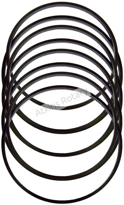 69-11 Cryogenically Treated Metal Oil Control Rings (ARE77-C)