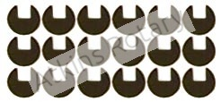 20B 2mm Corner Seal Plug Set (ARE93.5)