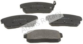 04-11 Rx8 Rear Brake Pad Set (F1Y0-26-48Z)