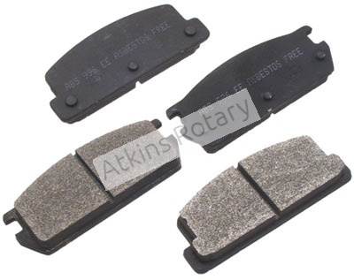81-85 12A Rx7 Rear Brake Pad Set (FA18-49-280A)