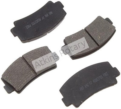 79-85 12A Rx7 Front Brake Pad Set (FA57-49-280)