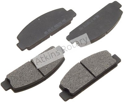 84-92 13B Rx7 Single Piston Front Brake Pad Set (FA66-49-280)