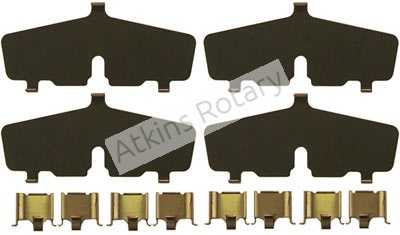 84-85 13B Rx7 Rear Brake Pad Hardware Kit (FA67-49-290A)