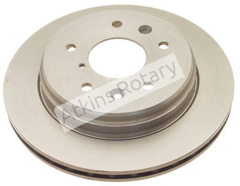 86-92 Rx7 Rear Vented Rotor Disc (FB05-26-251A)