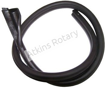 "88-92 Rx7 Convertible Black Left ""A Pillar"" Door Seal (FB67-68-912C-02)"