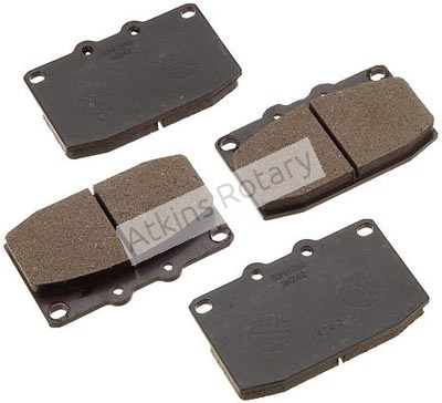 86-92 Rx7 Front Brake Pad Set (FB71-33-28ZD)