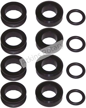86-91 Rx7 Fuel Injector Grommet Kit (ARE72)