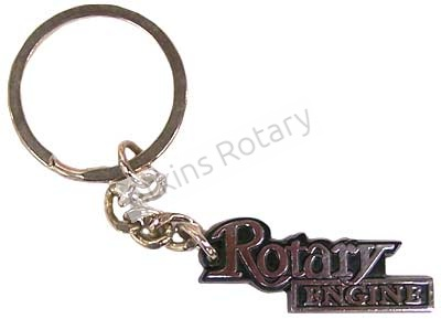 Oldschool Rotary Engine Key Chain (ARE8210)