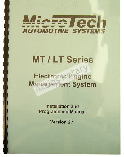 Microtech ECU Manual (MT-Manual)