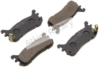 01-05 Miata Rear Brake Pad Set (N0Y8-26-43ZA)