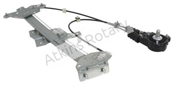 90-97 Miata Left Non-Power Window Regulator (NA01-59-560J)