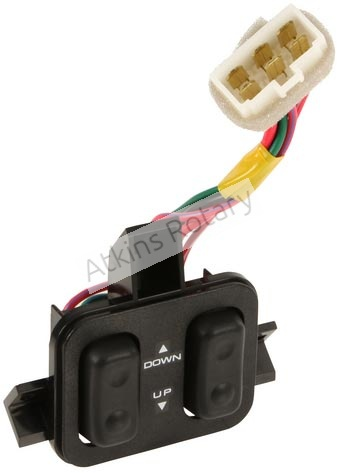 90-97 Auto Miata Power Window Switch (NA03-66-350-00)