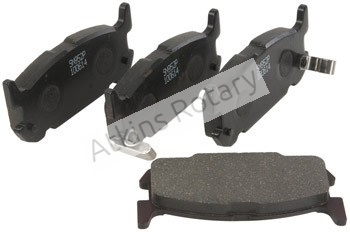 01-05 Miata Rear Brake Pad Set (NCY3-26-43ZA)