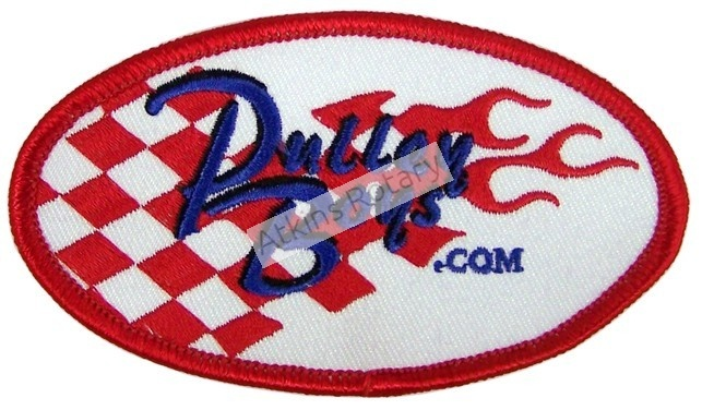 Pulley Boys Patch (ARE8445)