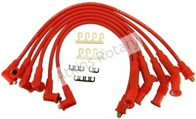 71-85 12A & 13B Racing Beat Spark Plug Wires - Street (11517)