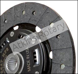 71-82 12A & 13B Racing Beat Street/Strip HD Clutch Disc (12509)