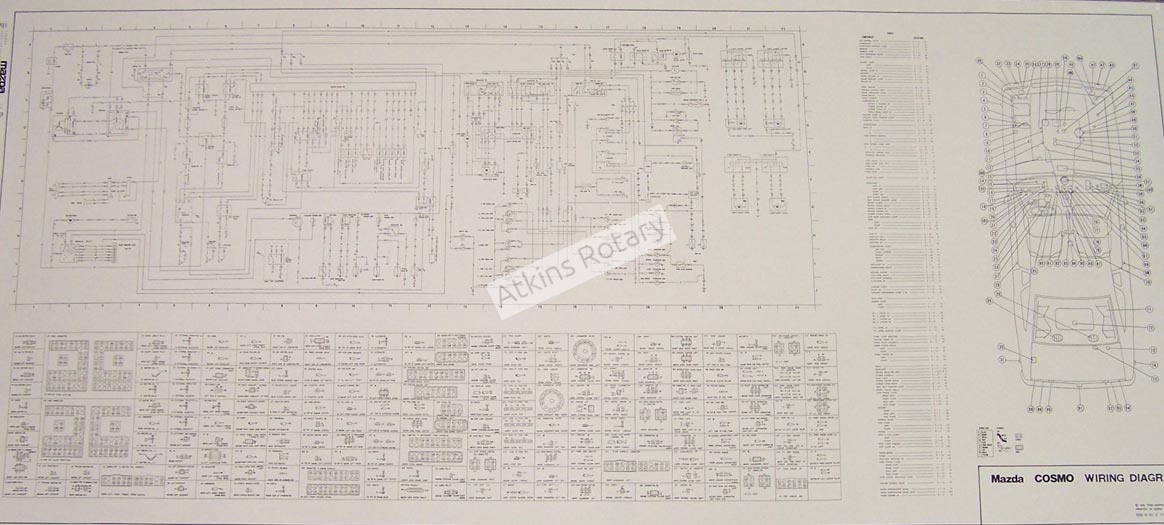 74-76 12A Rx3 Wiring Diagram (9999-95-006G)