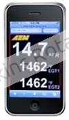 AEM X-WiFi Wideband UEGO and EGT Wireless Gauge Controller (30-2320)